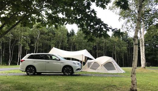 【電源確保】キャンプ場での電源問題を解決!!