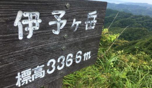【千葉のマッターホルン】伊予ヶ岳というスリル満点な低山を登ってみた